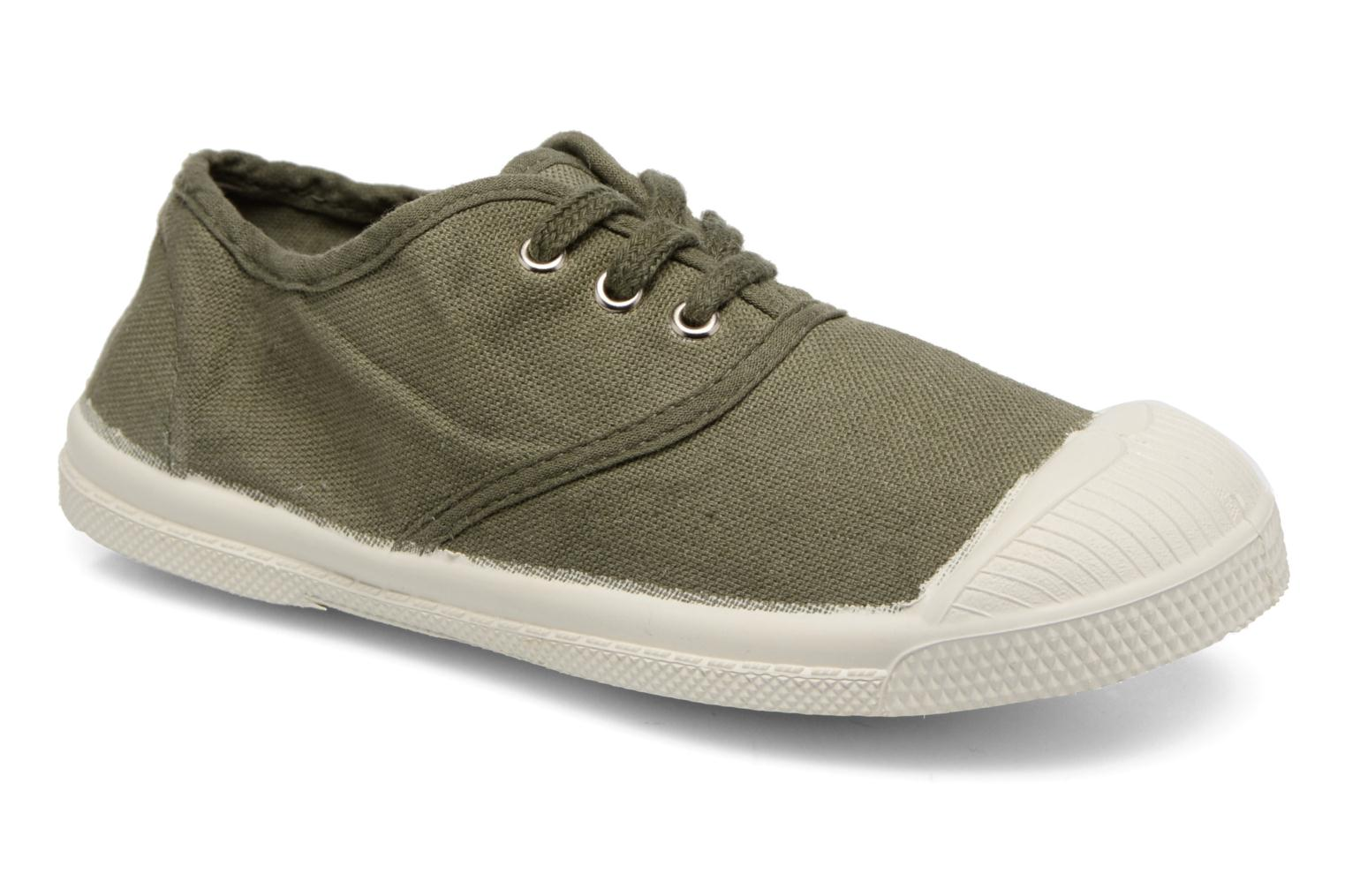 Sneakers Bensimon Tennis Lacets E Groen detail