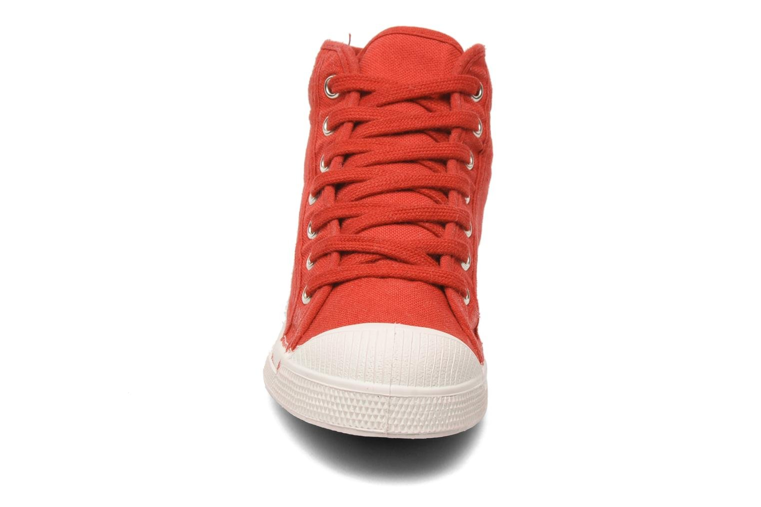 Tennis Mid E Rouge