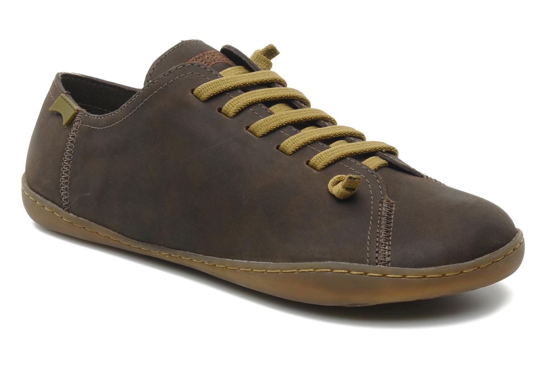 Scarpe con lacci Camper Peu Cami 17665 Marrone vedi dettaglio/paio