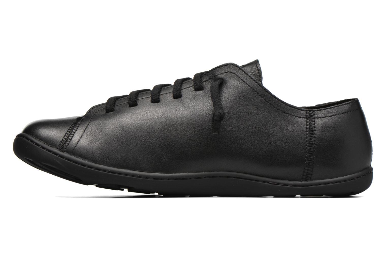 Lace-up shoes Camper Peu Cami 17665 Black front view