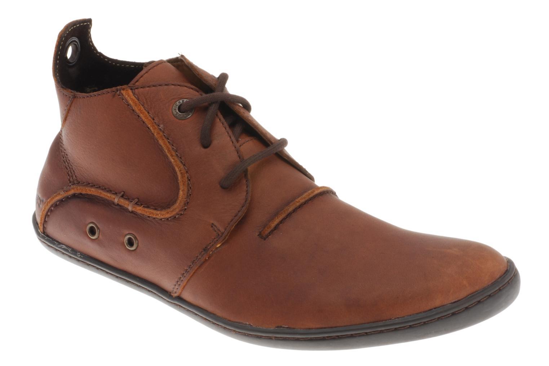 Stiefeletten & Boots Kickers Booster braun detaillierte ansicht/modell
