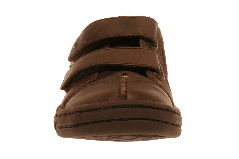 Sneaker Kickers Jeffy braun schuhe getragen