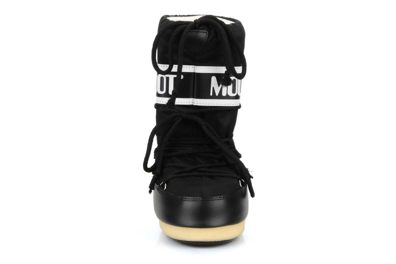 Sportskor Moon Boot Moon Boot Nylon E Svart bild av skorna på