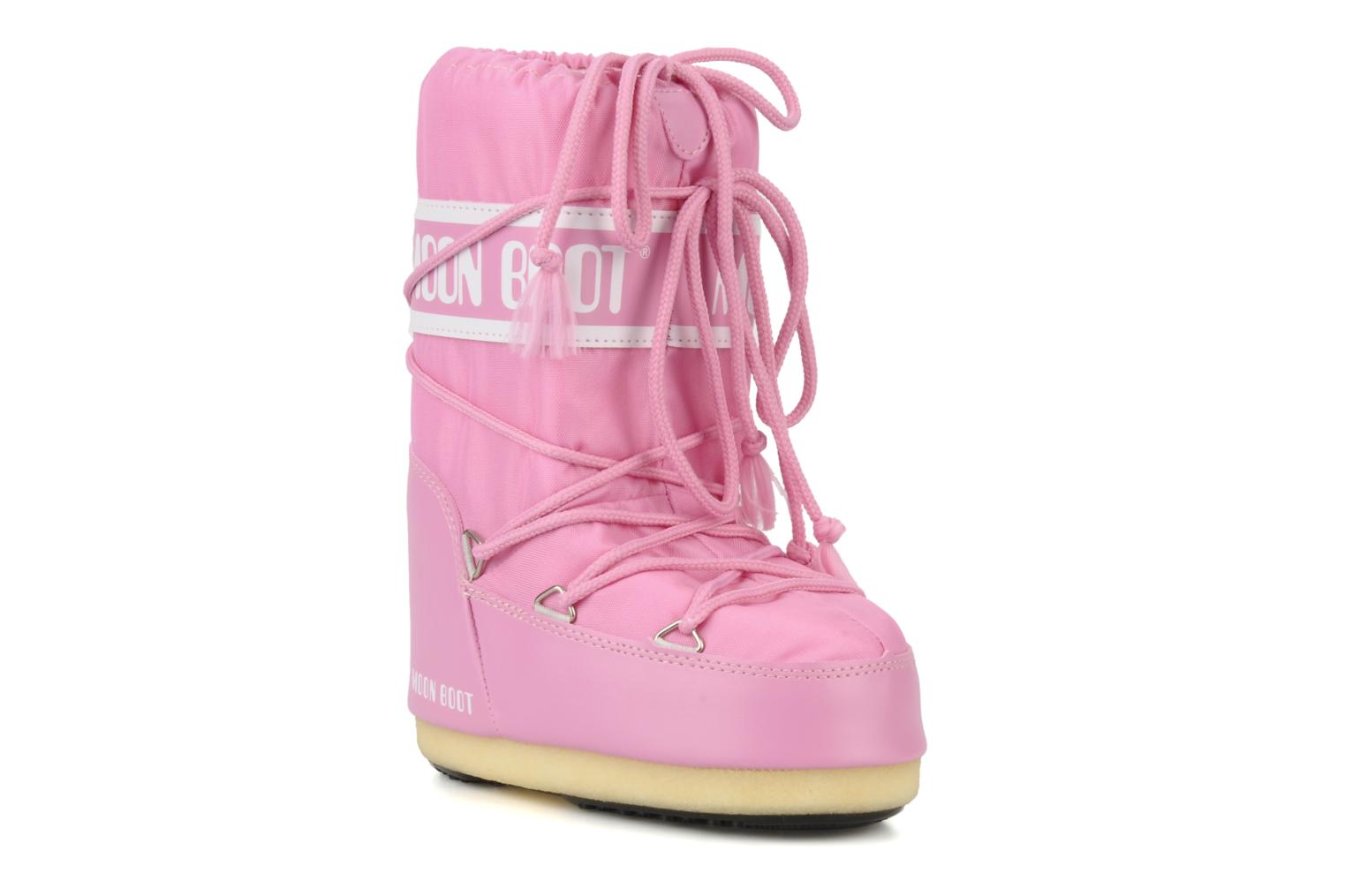 Moon Boot Nylon E Pink