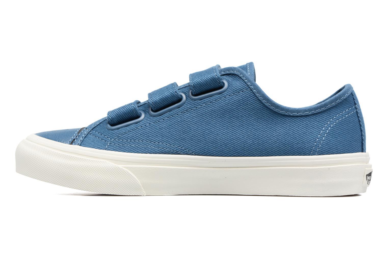Baskets Vans Prison Issue W Bleu vue face