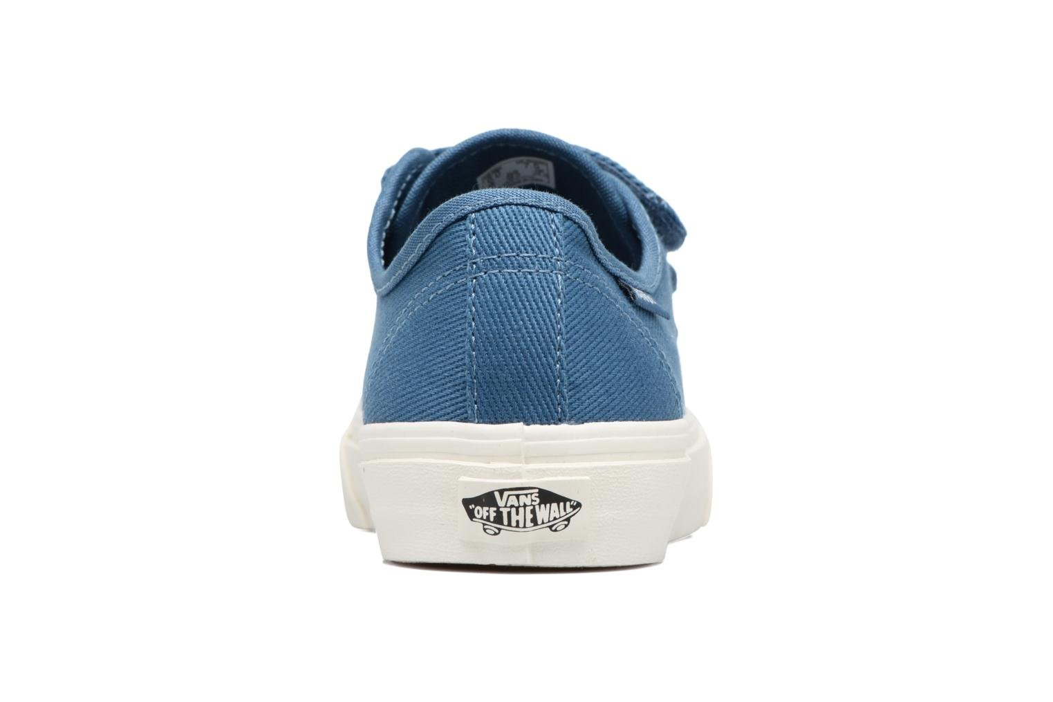 Trainers Vans Prison Issue W Blue view from the right