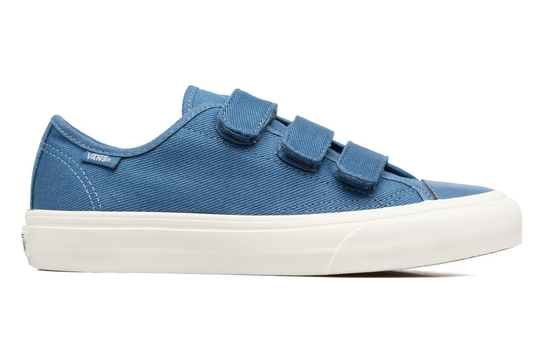 Baskets Vans Prison Issue W Bleu vue derrière