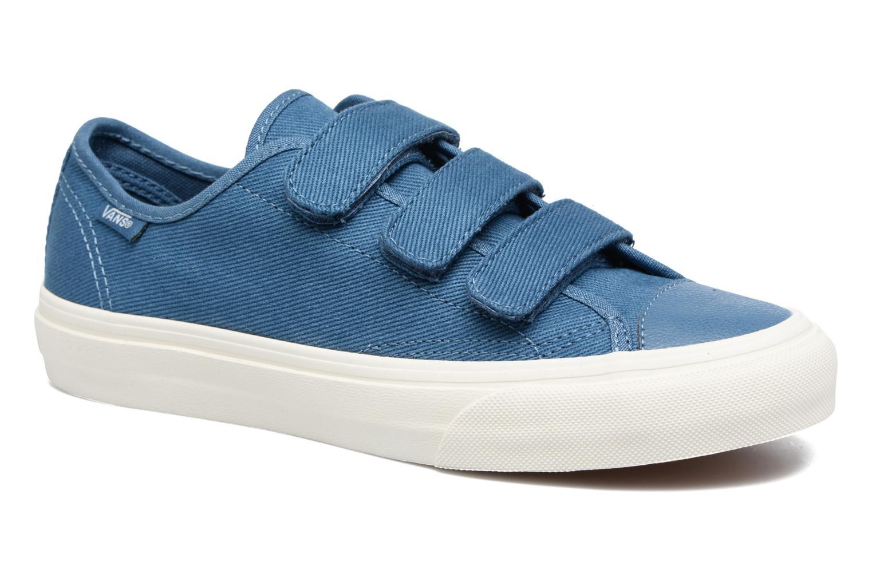 Baskets Vans Prison Issue W Bleu vue détail/paire