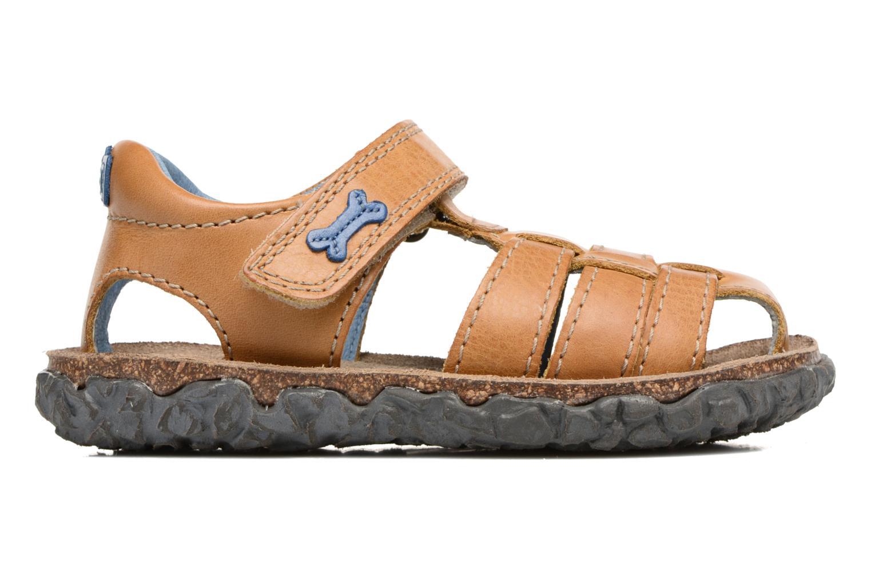 Sandales et nu-pieds Stones and Bones Raxi Beige vue derrière