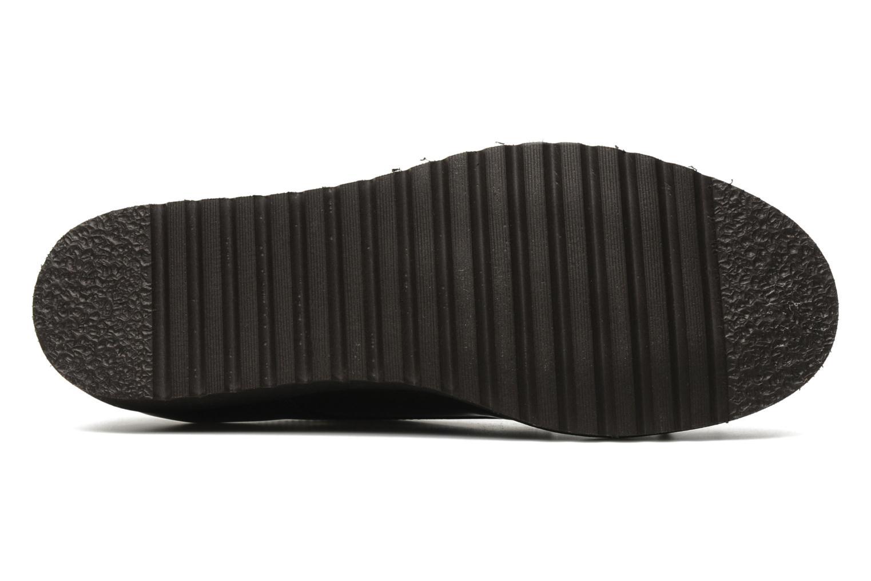 Chaussures à lacets Jonak Polido Marron vue haut