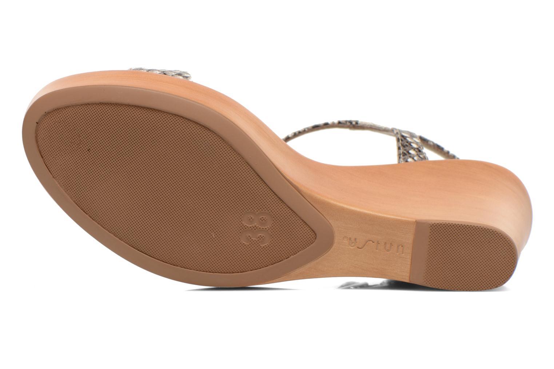 Sandales et nu-pieds Unisa Rita Multicolore vue haut