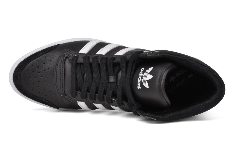 Baskets Adidas Originals Top Ten Hi Sleek Noir vue gauche