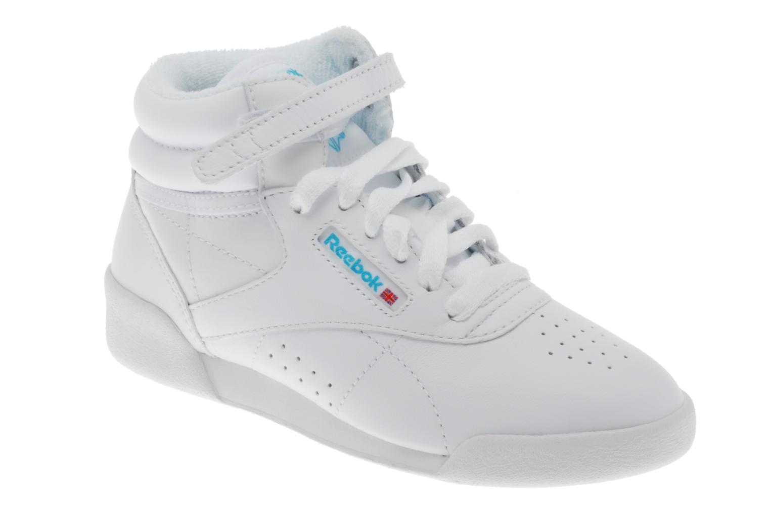 Freestyle Hi White lt blue