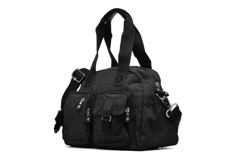 Handtaschen kipling Defea schwarz schuhe getragen