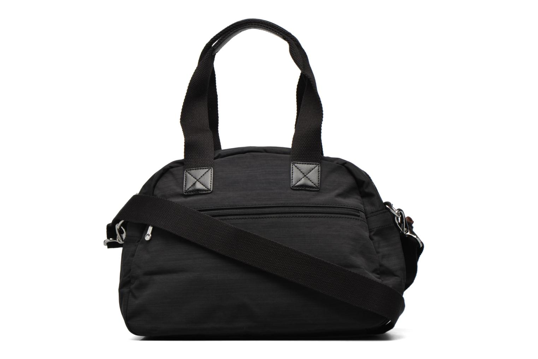 Handtaschen kipling Defea schwarz ansicht von vorne