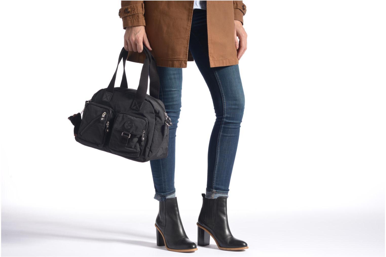 Handtaschen kipling Defea schwarz ansicht von oben