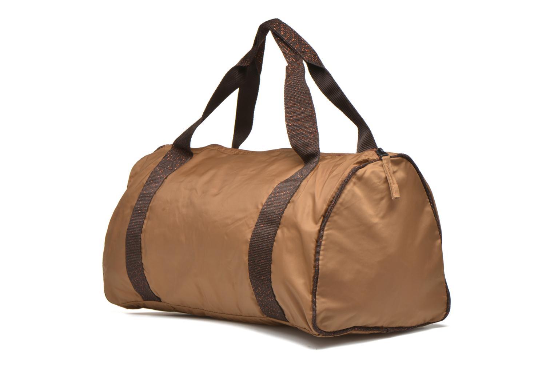 Sacs de sport Bensimon Color Bag Beige vue droite
