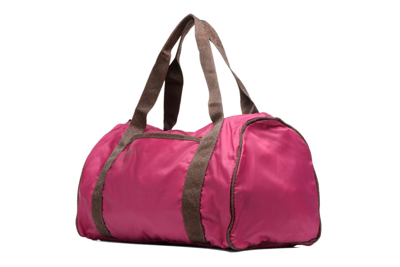 Bolsas de deporte Bensimon Color Bag Rosa vista del modelo