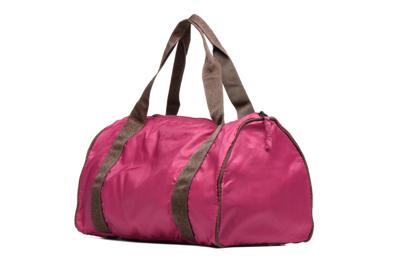 Sporttassen Bensimon Color Bag Roze rechts