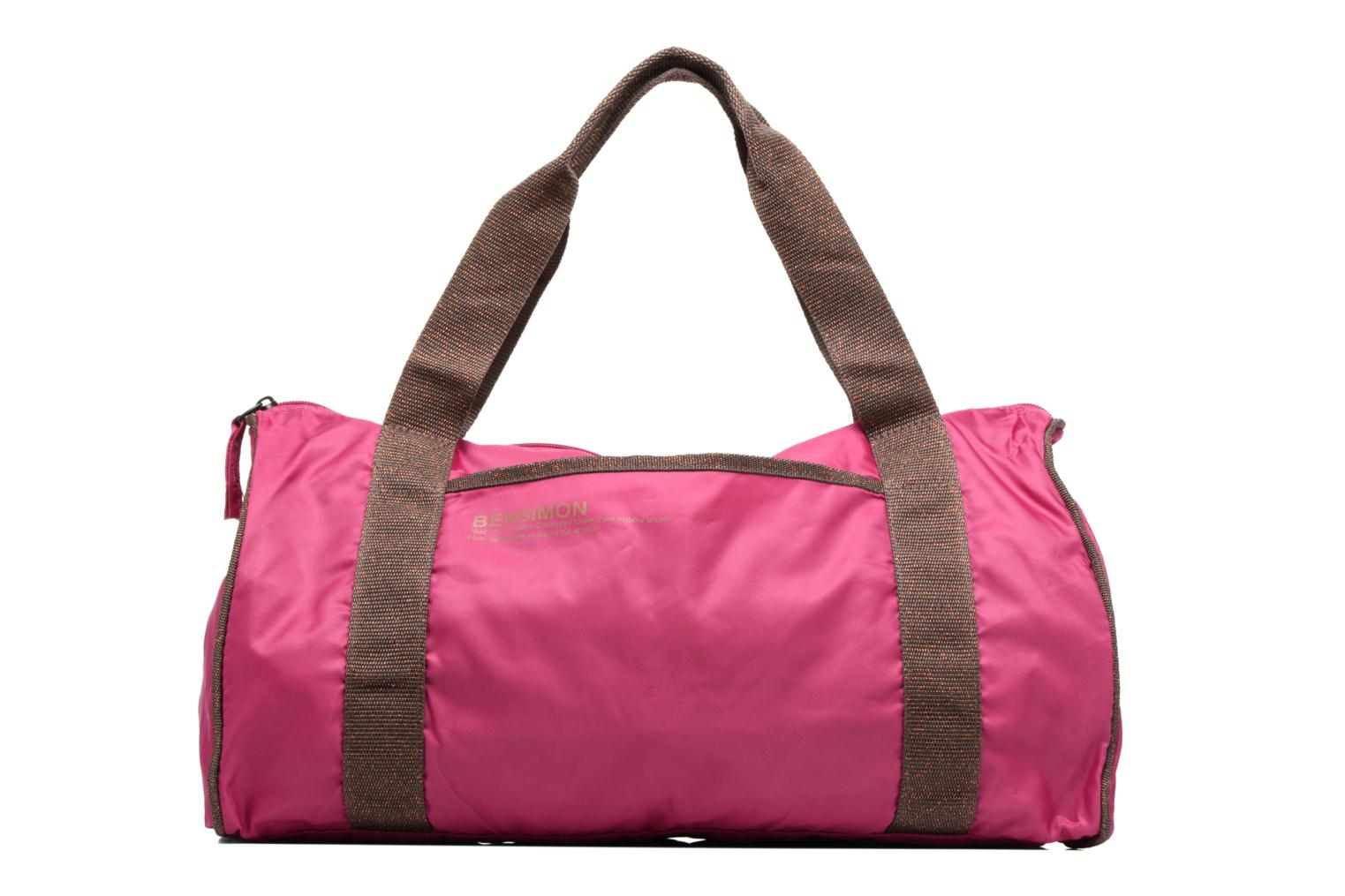 Sacs de sport Bensimon Color Bag Rose vue détail/paire