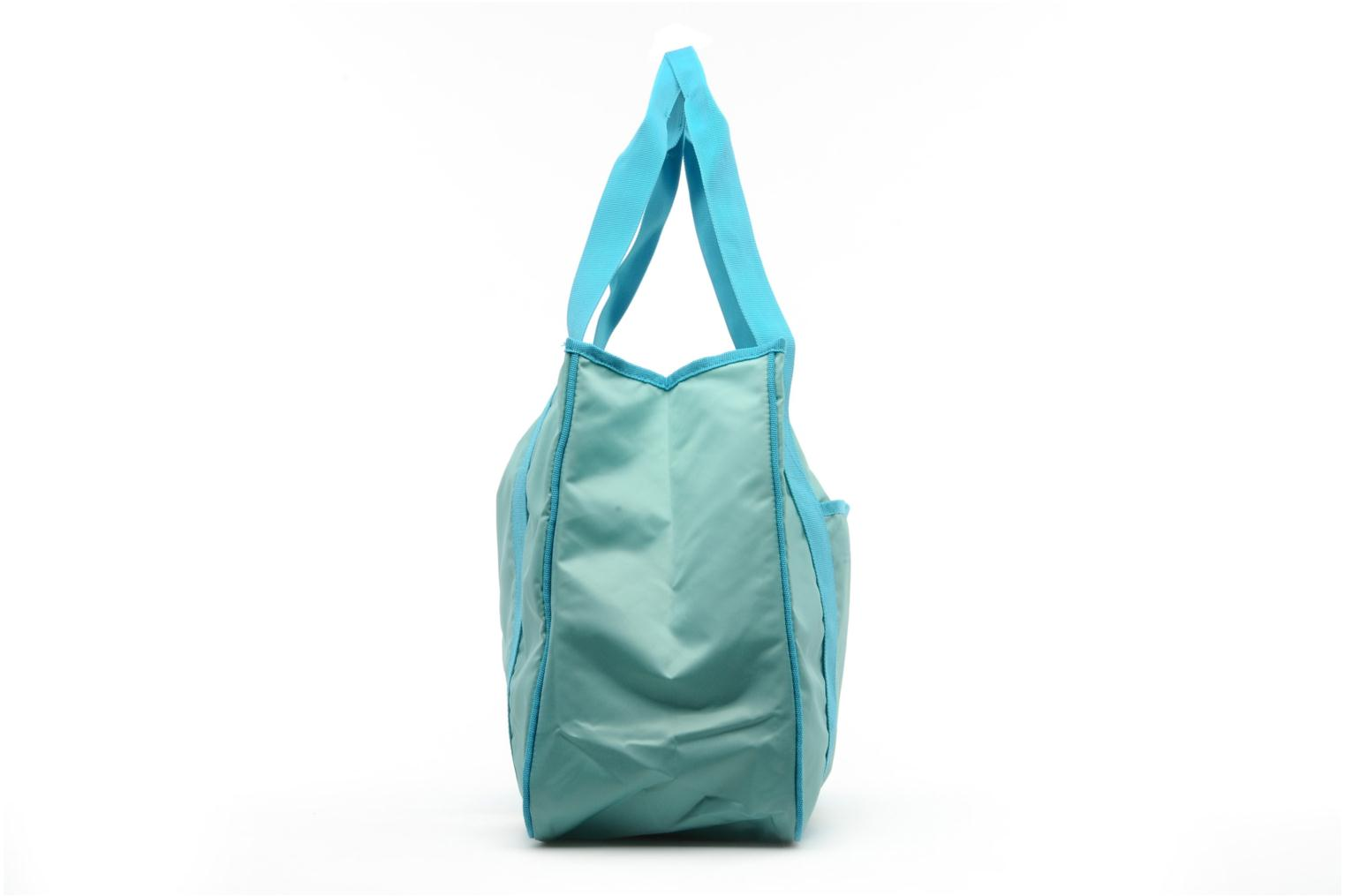 Handbags Bensimon Color Tote Blue view from the right