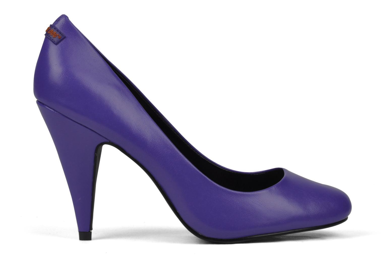 High heels Rocket Dog Otto Purple back view