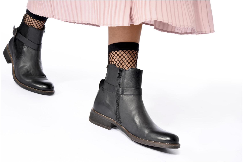 Boots Kickers Smack Brun bild från under