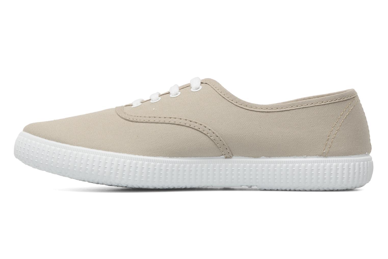 Sneakers Victoria Victoria W Beige voorkant
