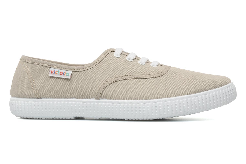 Sneakers Victoria Victoria W Beige achterkant