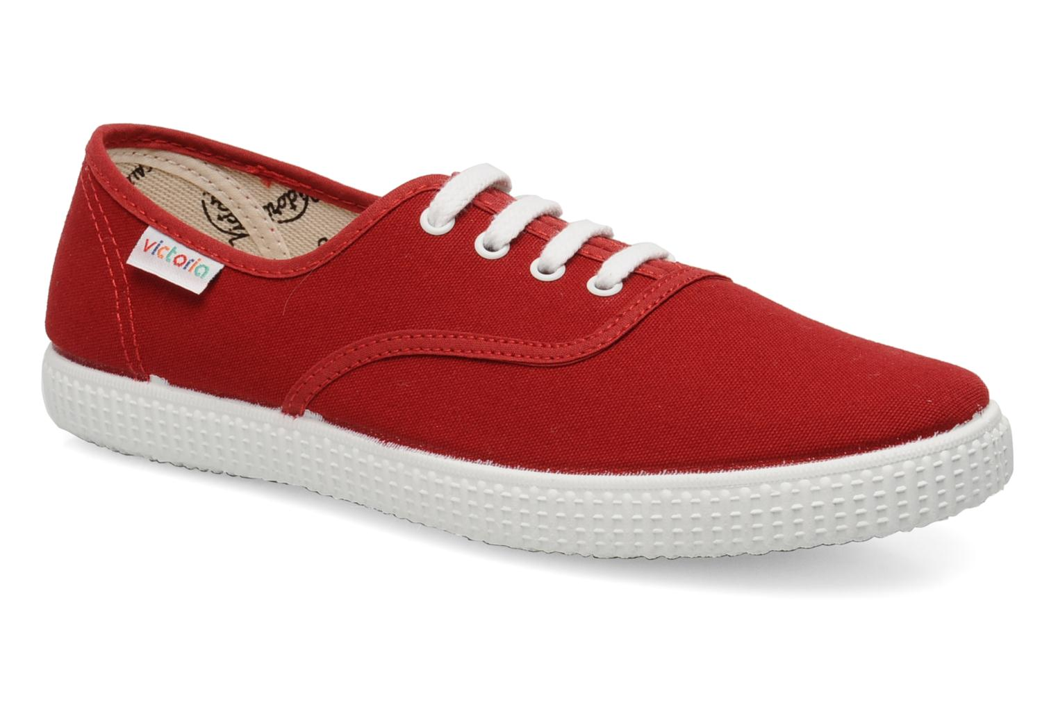 Trainers Victoria Victoria W Red detailed view/ Pair view