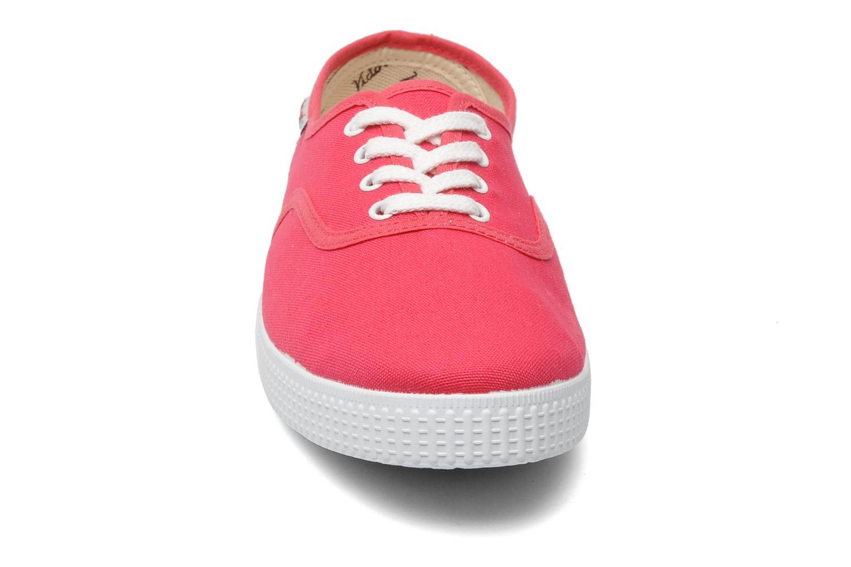 Baskets Victoria Victoria W Rose vue portées chaussures