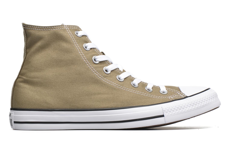Sneaker Converse Chuck Taylor All Star Hi M grün ansicht von hinten