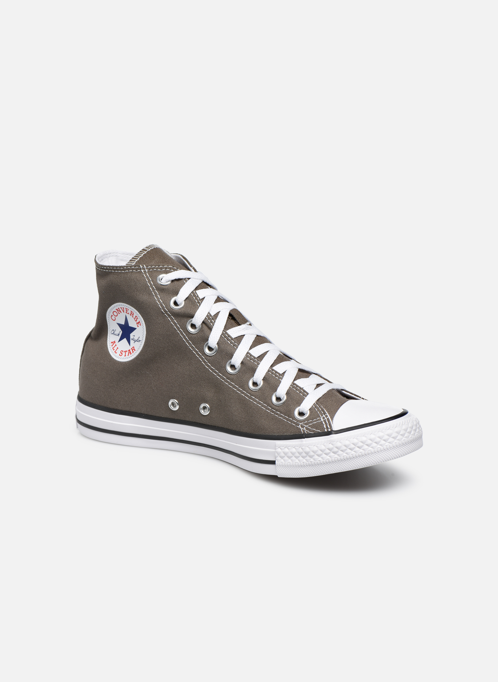 Sneakers Converse Chuck Taylor All Star Hi M Grijs detail