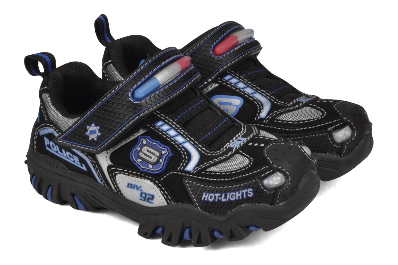 Sneaker Skechers Police schwarz 3 von 4 ansichten