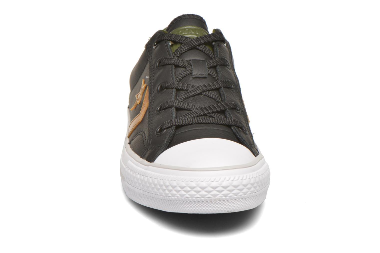 Sneakers Converse Star Player Cuir Ev W Svart bild av skorna på