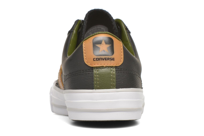 Sneakers Converse Star Player Cuir Ev W Zwart rechts