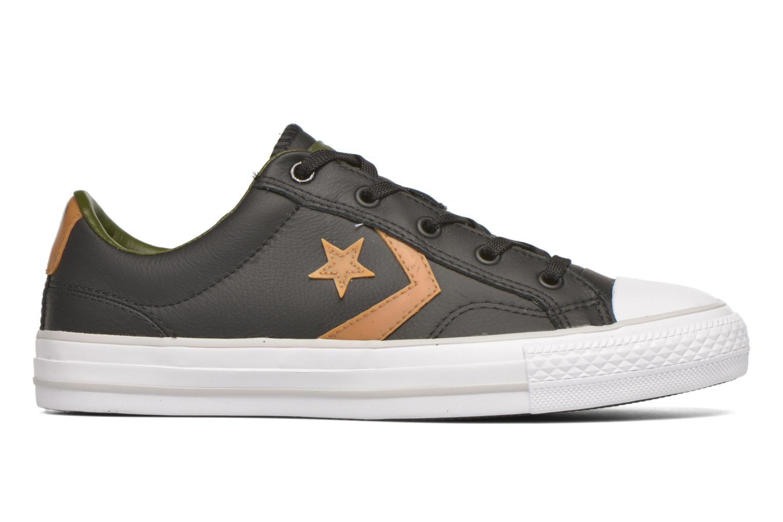 Sneakers Converse Star Player Cuir Ev W Svart bild från baksidan