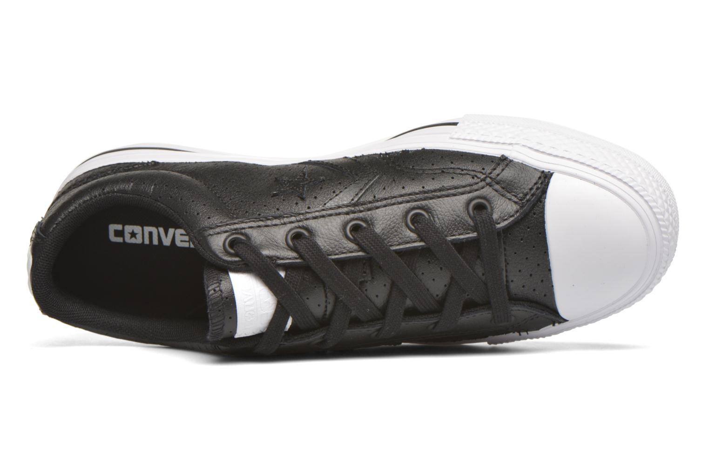 Sneakers Converse Star Player Cuir Ev W Zwart links