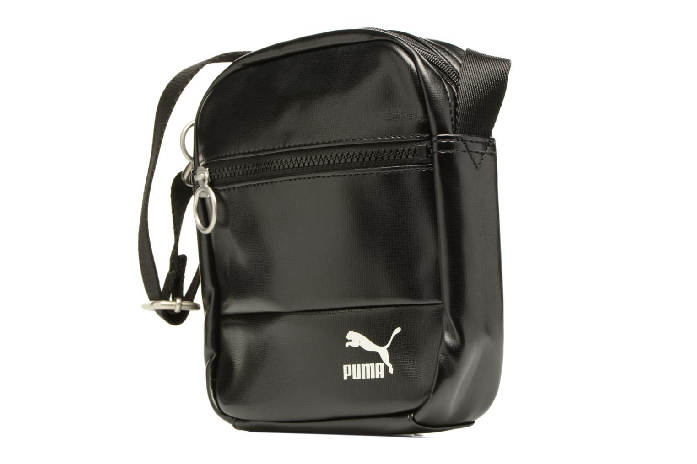 Borse uomo Puma Originals Portable Nero modello indossato