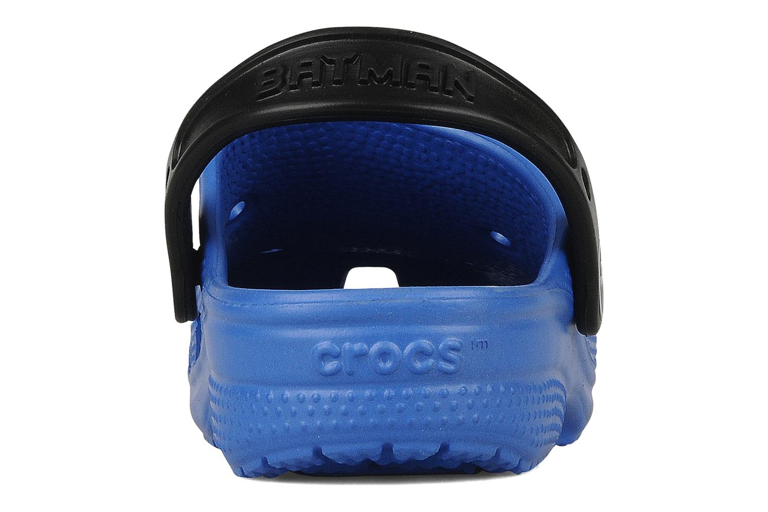 Sandals Crocs Batman Cayman Blue view from the right