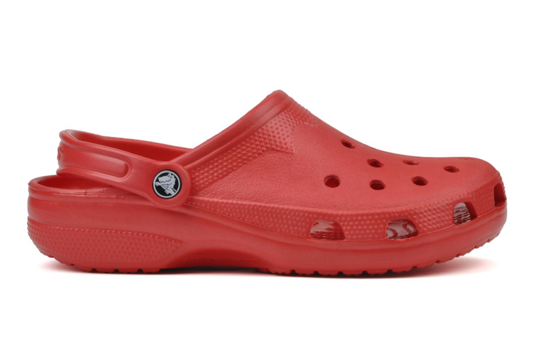 Sandales et nu-pieds Crocs Beach H Rouge vue derrière