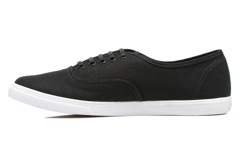 Sneakers Vans Authentic Lo Pro W Zwart voorkant