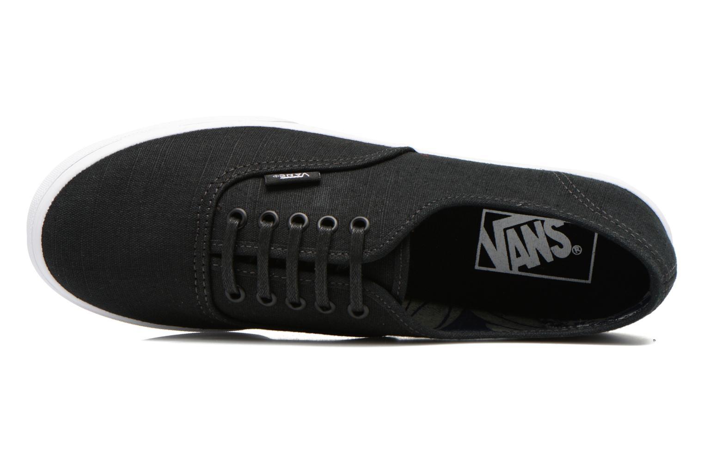 Sneakers Vans Authentic Lo Pro W Zwart links