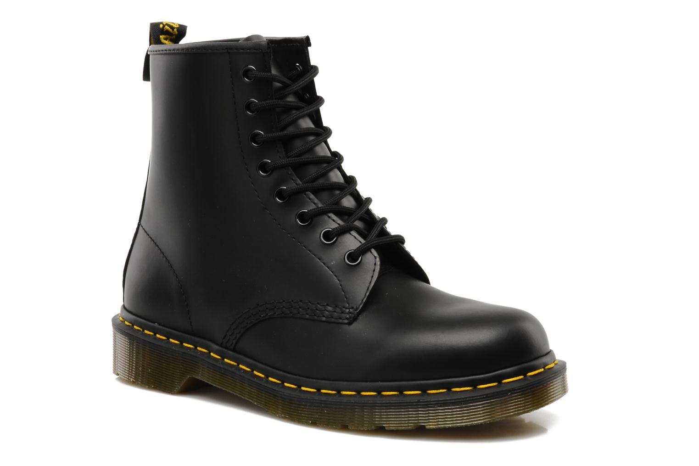 Boots en enkellaarsjes Dr. Martens 1460 M Zwart detail