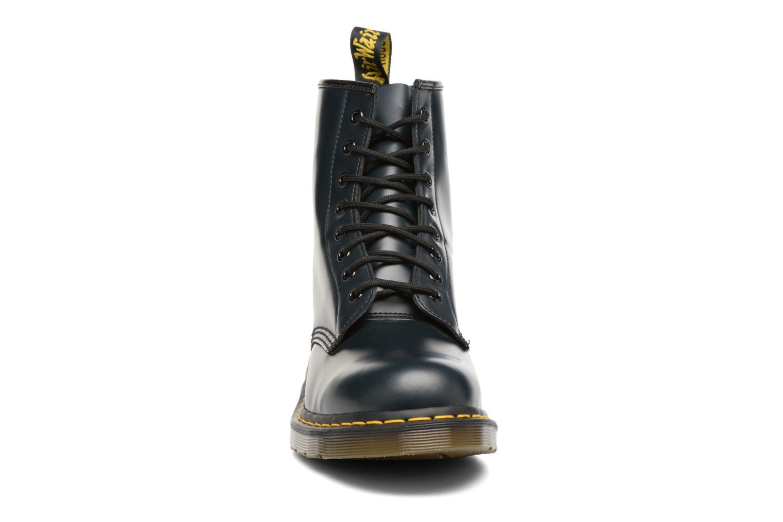 Boots en enkellaarsjes Dr. Martens 1460 M Blauw model