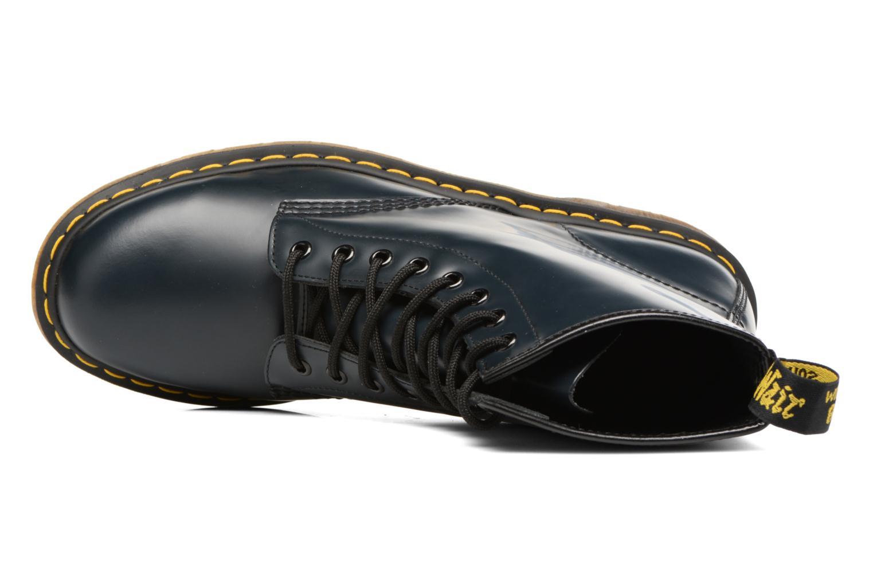 Boots en enkellaarsjes Dr. Martens 1460 M Blauw links