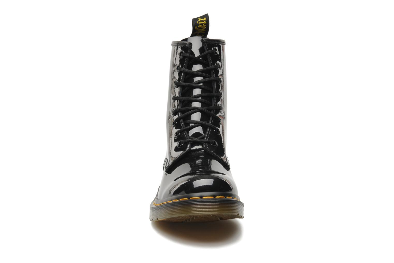 1460 W Black Patent Lamper