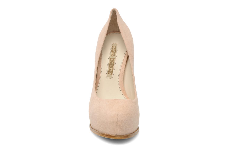 Escarpins Buffalo Ina Beige vue portées chaussures