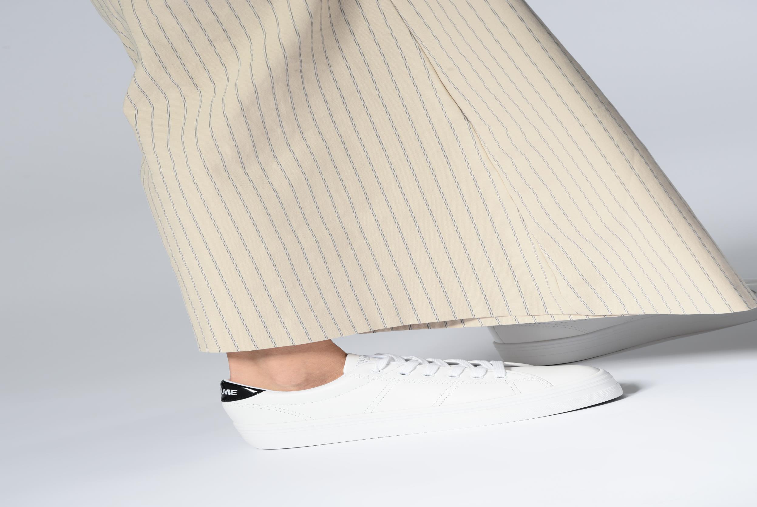 Sneaker No Name Plato Sneaker schwarz ansicht von unten / tasche getragen
