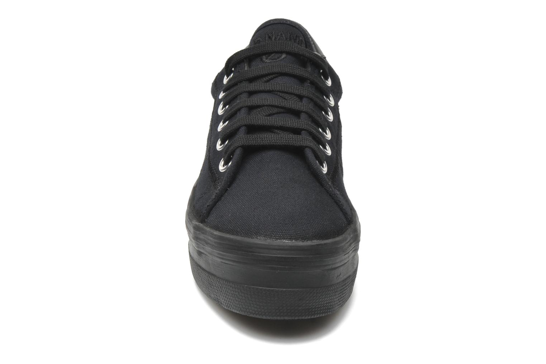 Sneaker No Name Plato Sneaker schwarz schuhe getragen